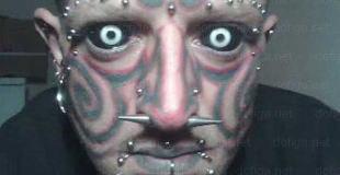 【画像7枚】行き過ぎた顔面改造をする人たち。
