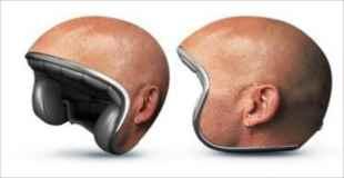 【画像】実際には使わないけど一度は被ってみたいクレイジーヘルメット