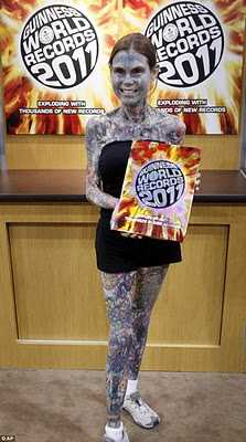 Most Tattooed Women - 006_R
