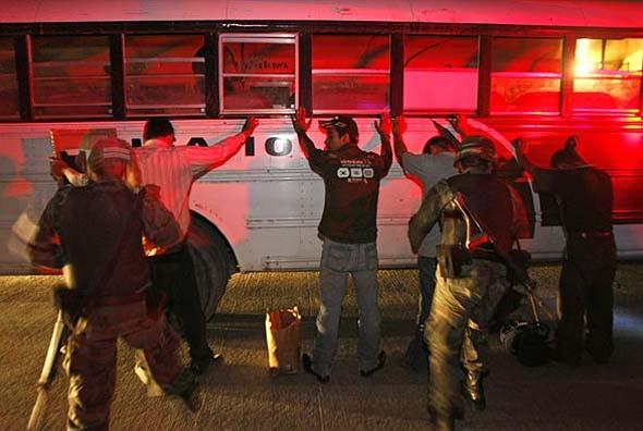 【画像】これが麻薬都市メキシコの日常か…
