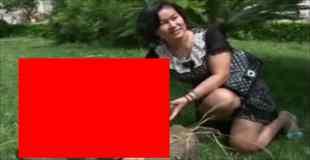 【画像】中国で発見された巨大キノコがエグい