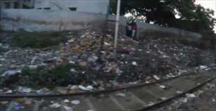 【動画】やっぱりインドはゴミだらけ…