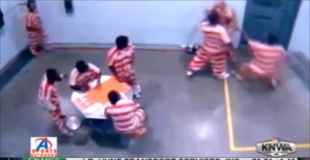 【動画】マジ海外の刑務所はやばいわ…
