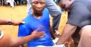 【動画】アフリカ人の蘇生方法