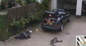 【画像】Googleストリートビューに映った奇妙な光景