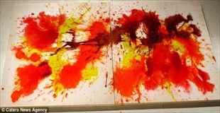 【アート】汚いんですけどこれもアートなんです