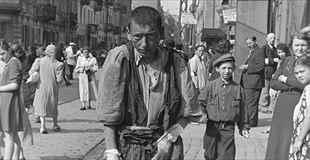 【画像】1941年ワルシャワのゲットーで撮られた写真