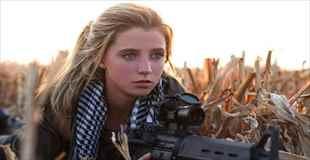 【フェチ画像】銃をもった女の子達 その2