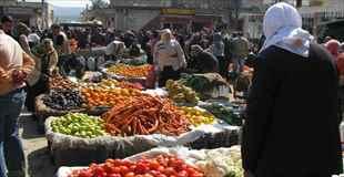 【画像】シリア難民キャンプで食糧待ちの行列がすごすぎる