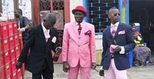 【画像】ファッション大国としてのコンゴ共和国