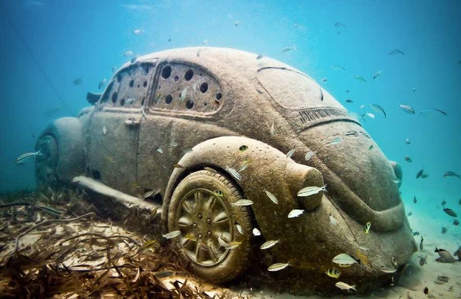 UnderwaterMuseumSubmergedVW