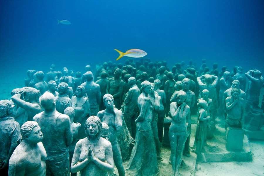 UnderwaterMuseumTranquilSerenity