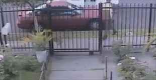 【動画】防犯カメラに移った宅配業者の配達方法が酷過ぎる