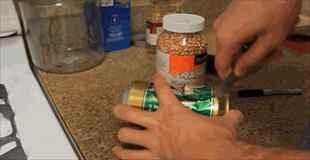 【画像】電子レンジなしでポップコーンを作る裏技