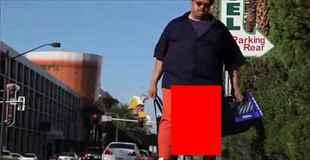 【画像】アソコが世界一デカい男がすごすぎる