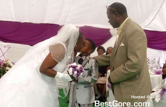 8-year-old-boy-marries-61-year-old-woman-last-request-of-his-dying-Grandfather-1