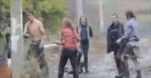 【動画】ウクライナの女の行動が怖すぎると話題に