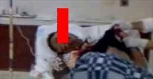 【閲覧注意】目に包丁が刺さった患者が運ばれてきた、ヤバイ