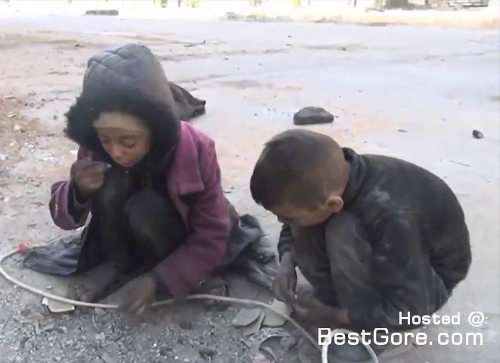 horrors-of-war-starving-syria-children-feed-ash-dirt-street-damascus