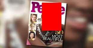 【画像】2014年ピープル誌が選ぶ最も美しい女性