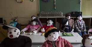 【画像】日本のとある島に人形と暮らす人々がいるらしい