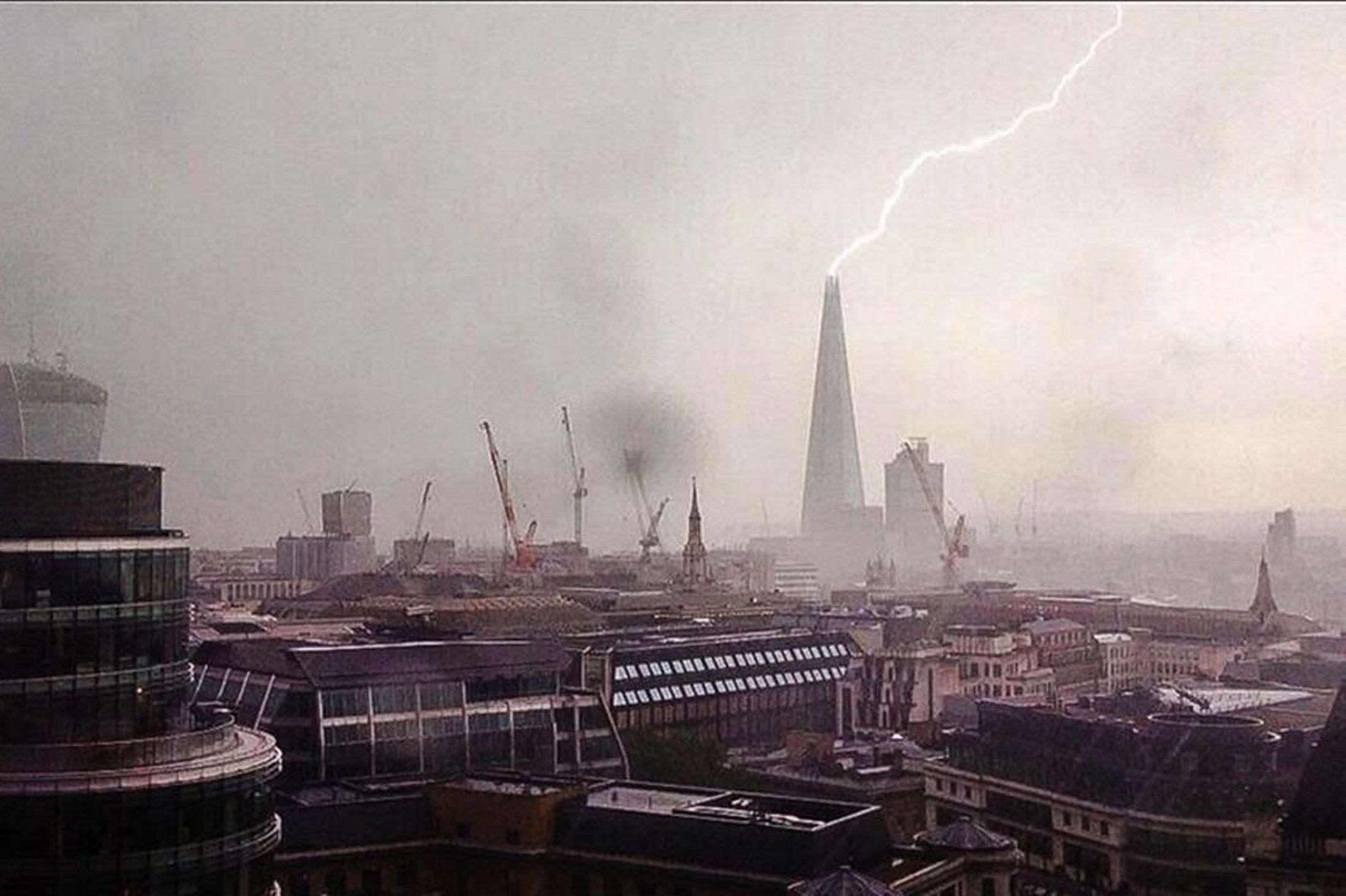 Shard-Lightening