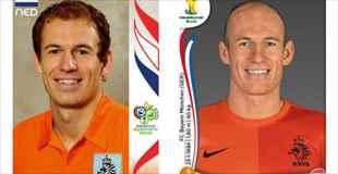 【W杯】ワールドカップに出場した選手の昔と今