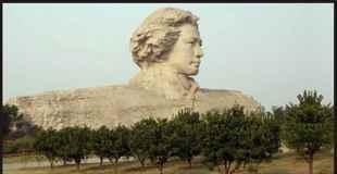 【画像】世界に散らばる巨大な彫像コレクション