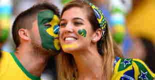 【美しい】ワールドカップ2014ブラジル大会の美女たち①