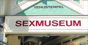 【画像】アムステルダムにあるセックスミュージアムに行ってきた