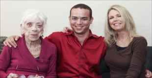 【画像】31歳の息子が51歳の母親に紹介した彼女が91歳