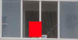 【エロ注意】向かいの窓を何気なく見たらとんでもない光景が