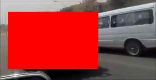 【動画】イラクを走っているタクシーが日本では考えられない