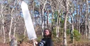 【画像】ファンタジーに出てくる剣を作っちゃったんだけど完成度がすごい