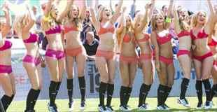 【画像】オランダで行われたランジェリーワールドカップがエロ楽しそう