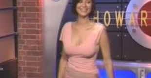 【エロ注意】日本でモデルをしていたキャサリン・ベルがめっちゃ巨乳熟女w
