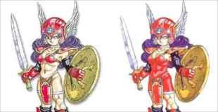 【エロ注意】昔のヨーロッパの女戦士ってこんなのしてたのかな?