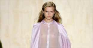 【エロ注意】外人さんのファッションショーをファッションショーとして見た事がありません③
