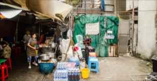 【画像】バンコクの廃墟となったショッピングセンターがエラいことに