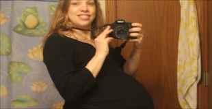 【画像】双子を妊娠した女性の妊娠線がグロい