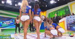 【エロ注意】ブラジルのテレビ番組エロ杉www