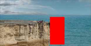 【画像】崖の側面に家を建てるとこんな感じになります