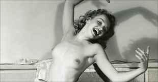 【画像】マリリン・モンローの売れない時代のヌード写真