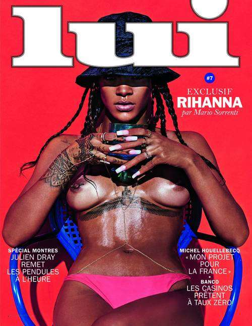 nxs-Rihanna Topless in Lui Magazine Summer 2014001