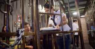 【画像】中国にある刑務所をコンセプトにしたレストラン