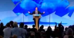 【オモシロ】英国キャメロン首相のスピーチをエミネムでリミックスw