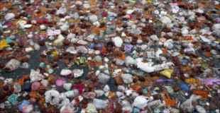 【画像】中国に負けじと川が汚れてるインド