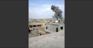 【動画】弟の自爆テロを撮影・・・・そして泣く