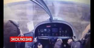 【事故】この後、飛行機はコントロールを失い墜落した…。