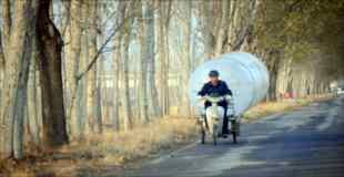 【画像】中国人のガスの運び方クソワロタwww